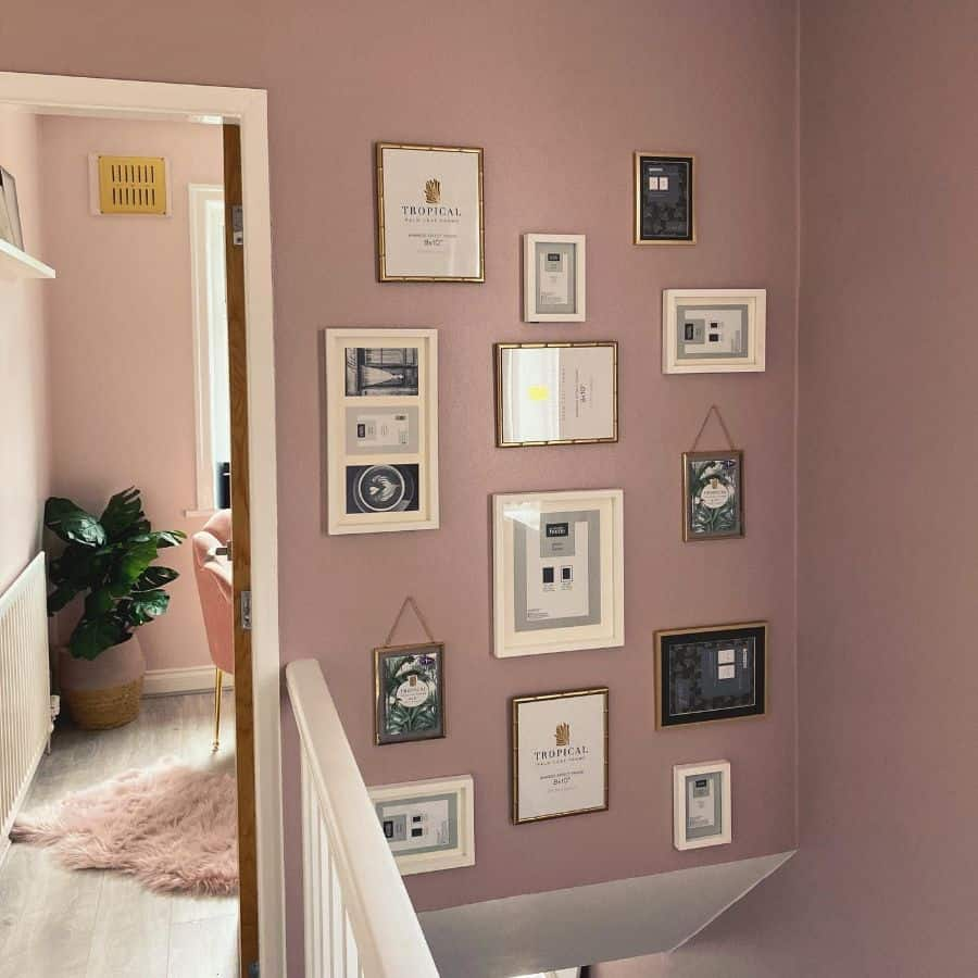 Stairs Picture Wall Ideas Windhill Home