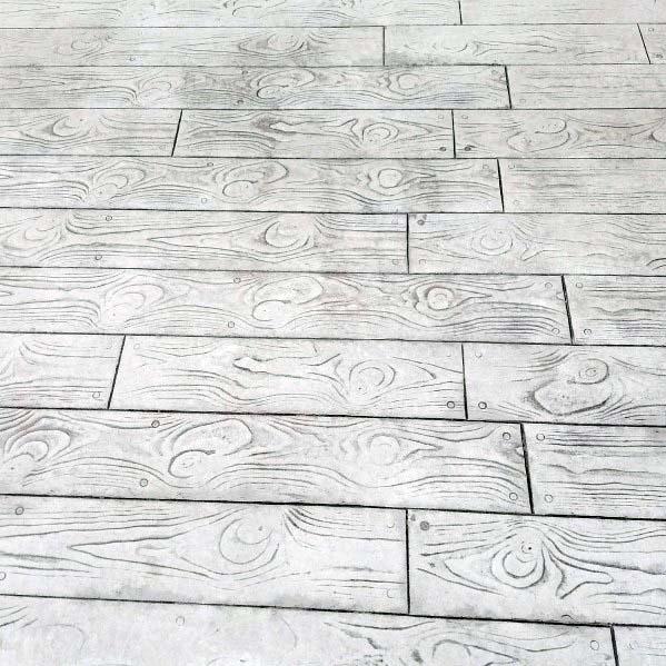 Stamped Concrete Patio Design Ideas