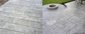 Top 50 Best Stamped Concrete Patio Ideas – Outdoor Space Designs