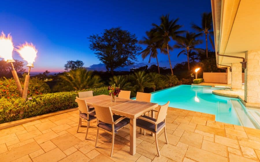 Stamped Concrete Pool Deck Ideas 6