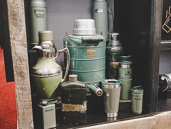 Stanley Vintage Insulated Bottle Collection