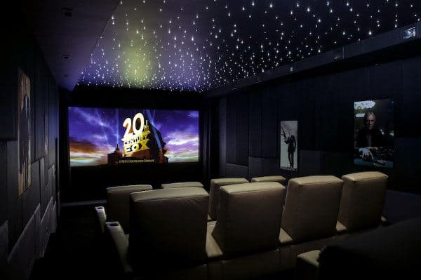 Small Media Rooms Home Theaters