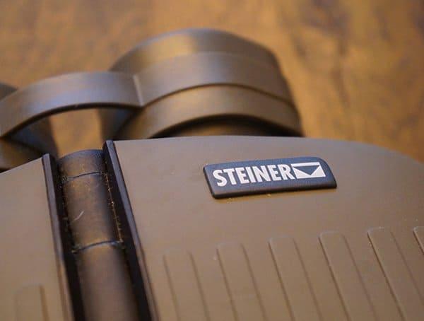 Steiner Germany Military Marine 10x 50 Binoculars Brand Front