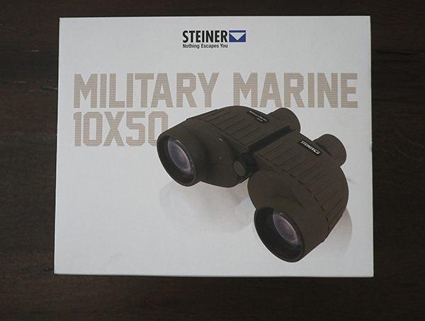 Steiner Military Marine 10x 50 Binoculars