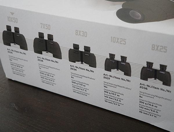 Steiner Military Marine Binoculars Collection