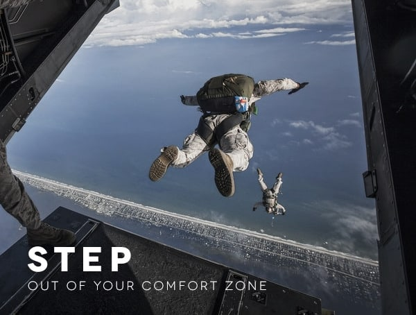 Step Out Of Your Comfort Zone How To Be A Successful Businessman When Dealing With Risk