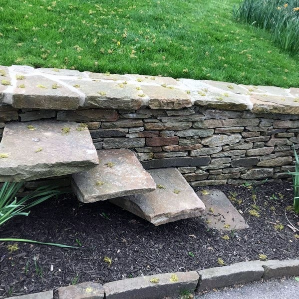 Stepping Stone Cool Exterior Ideas