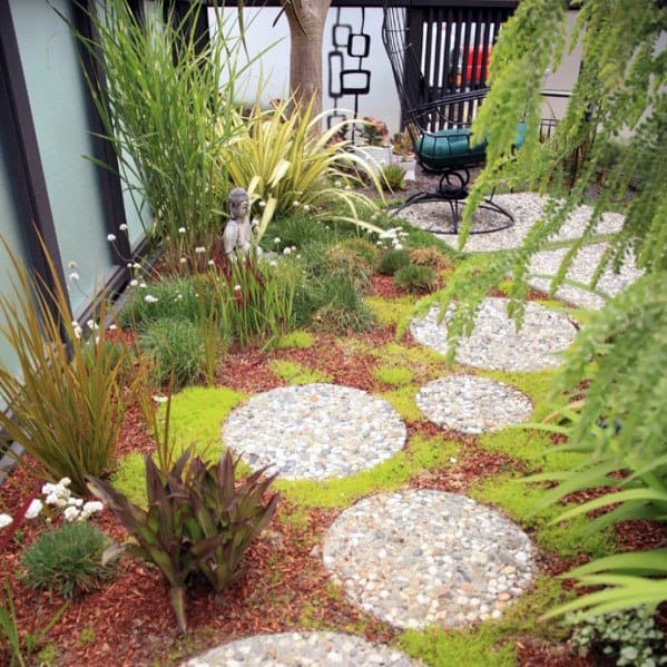Stepping Stone Exterior Ideas