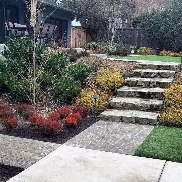 Steps Ideas For Paver Walkway