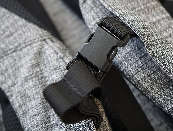 Sternum Strap Smarter Than Most Myth Backpack