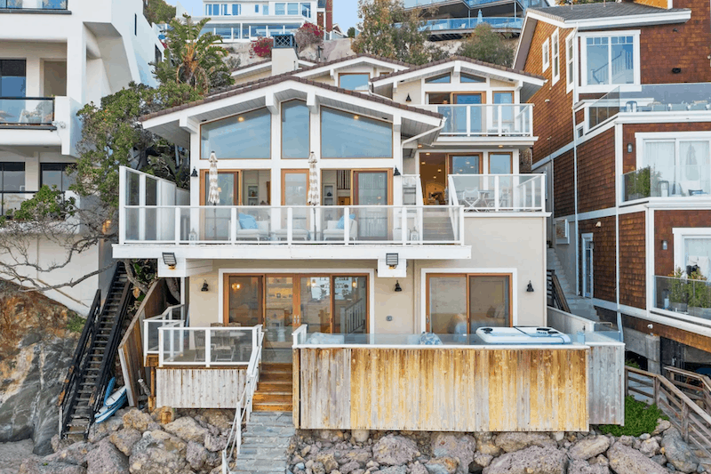 Steve McQueen's Malibu Beach House Is on the Market