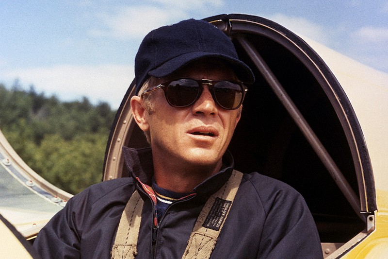 Steve McQueen's Famous Persol Sunglasses Are Back