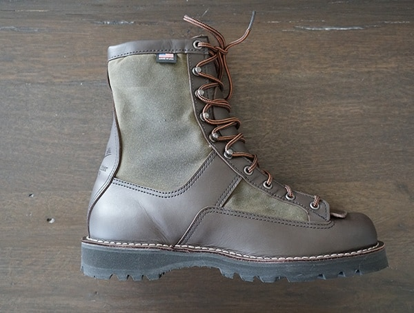 Stich Down Welted Construction Mens Filson X Danner Grouse Boot