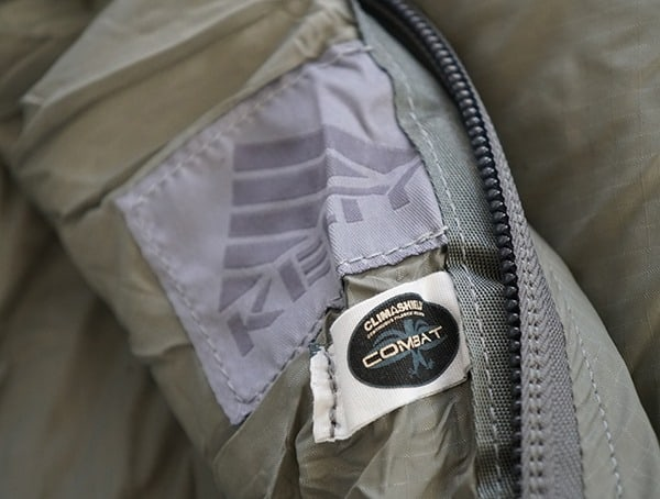 Stiched Interior Kelty Brand Logo Tactical 30 Degree Field Sleeping Bag