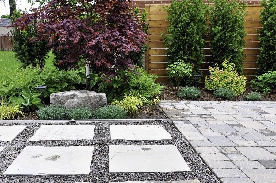 Home Design Ideas Rock Landscaping