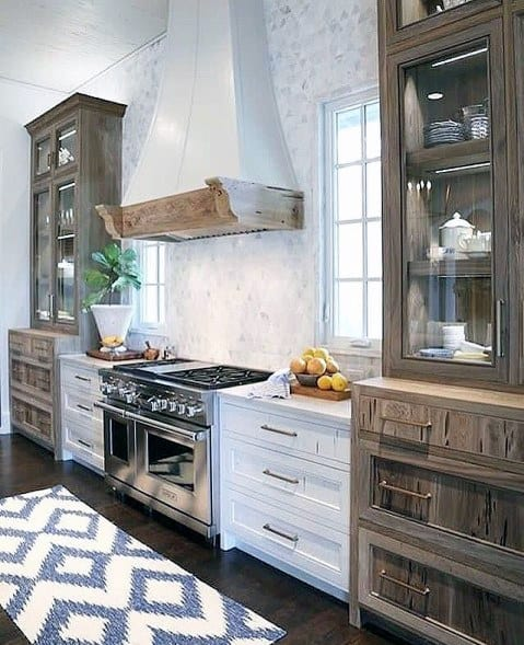 Stone Backsplash Idea Inspiration