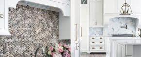 Top 60 Best Kitchen Stone Backsplash Ideas – Interior Designs