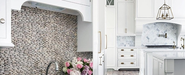 Stone Backsplash Ideas