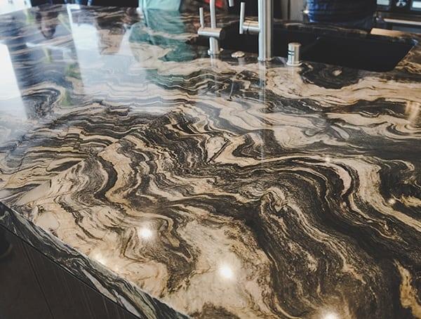 Stone Countertops New American Home 2019 Kitchen Design