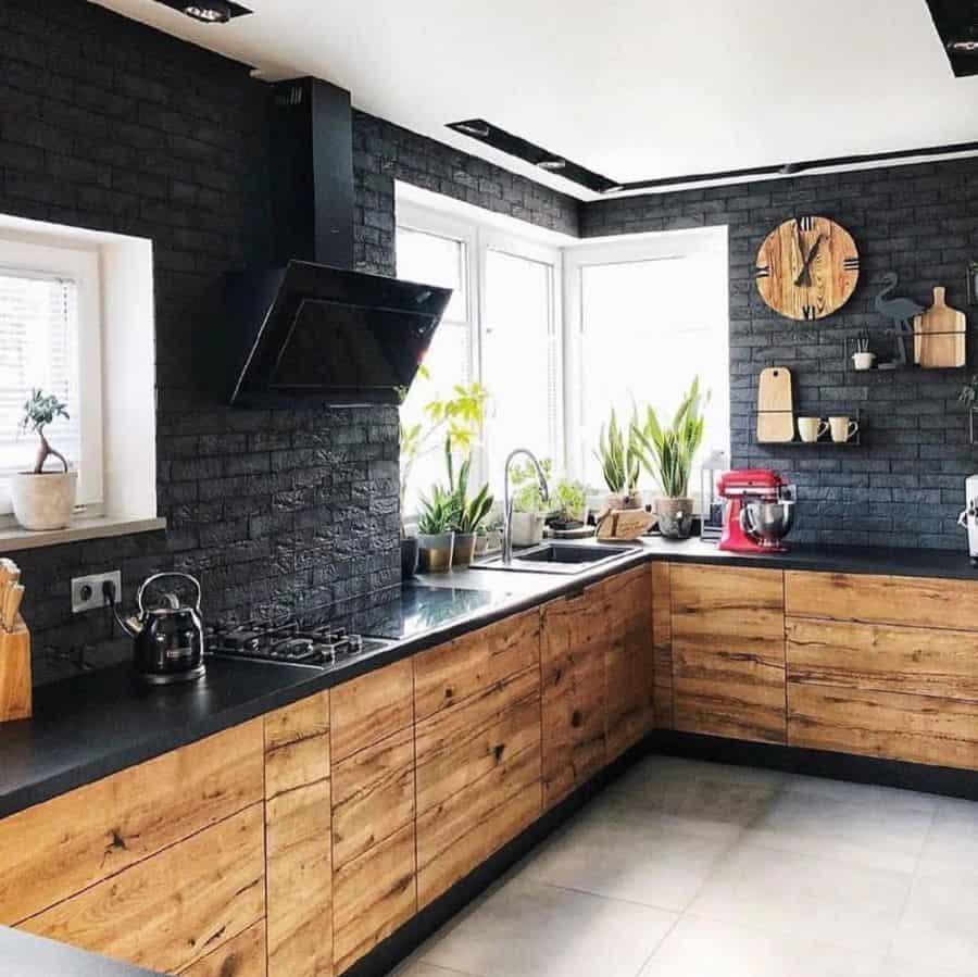 stone kitchen tile ideas hammerandnail.in