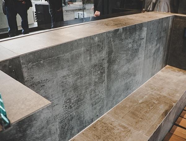 Stone Shower Bench In Master Bathroom Las Vegas Nevada 2019 New American Remodel
