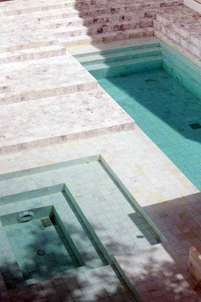 Stone Tiles For Backyard Swimming Pools Design Ideas