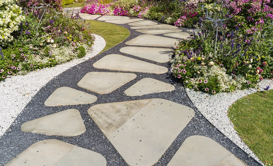 House Rock Landscaping Ideas