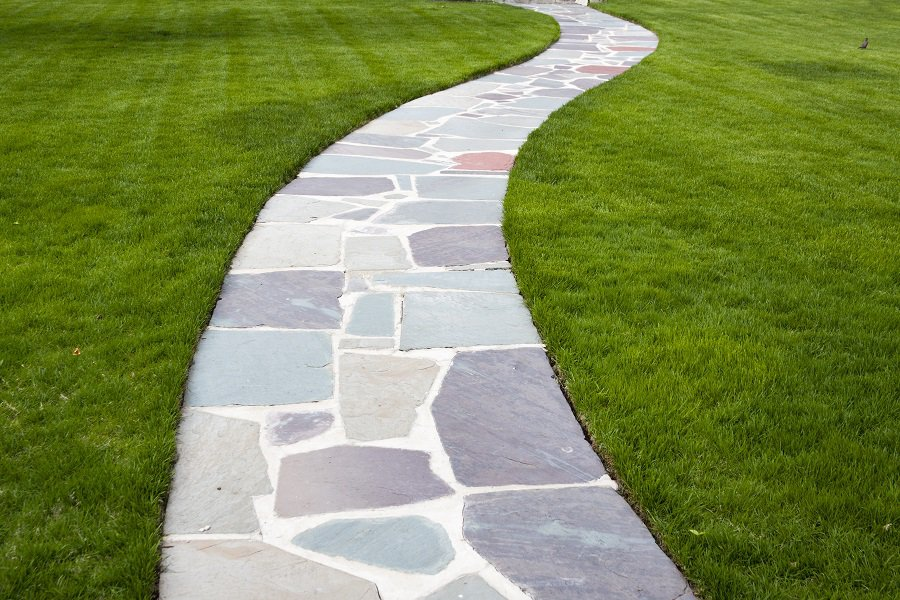 Ideas For Garden Walkways