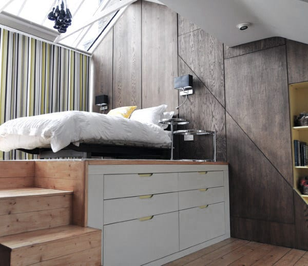 Storage Bedroom Ideas For Men