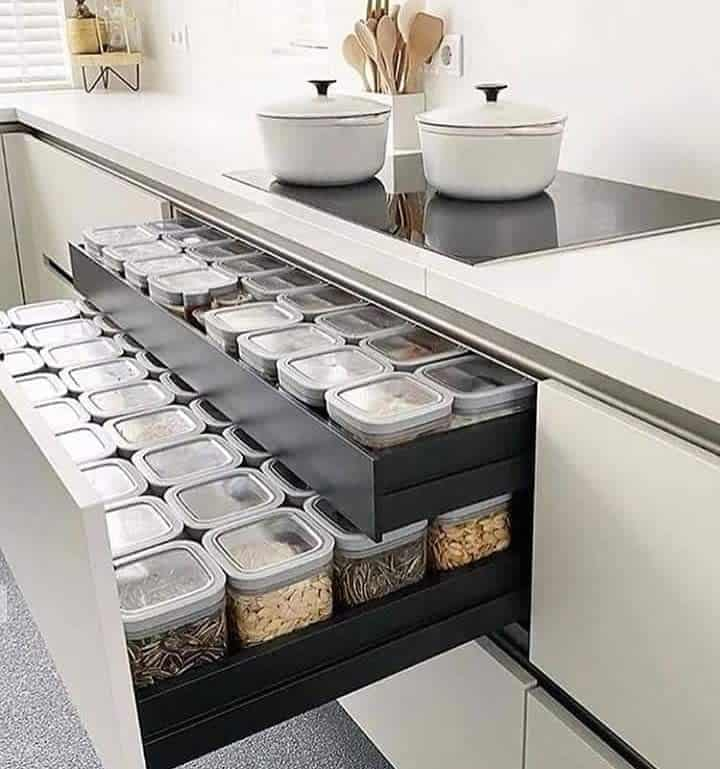 storage containers pantry organization ideas bayti_home_decor