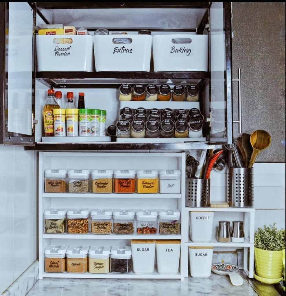 storage containers pantry organization ideas her.candid.canvas