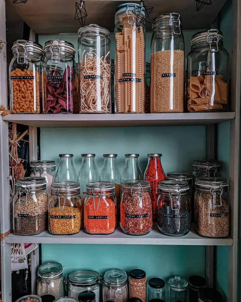 storage containers pantry organization ideas lucididit
