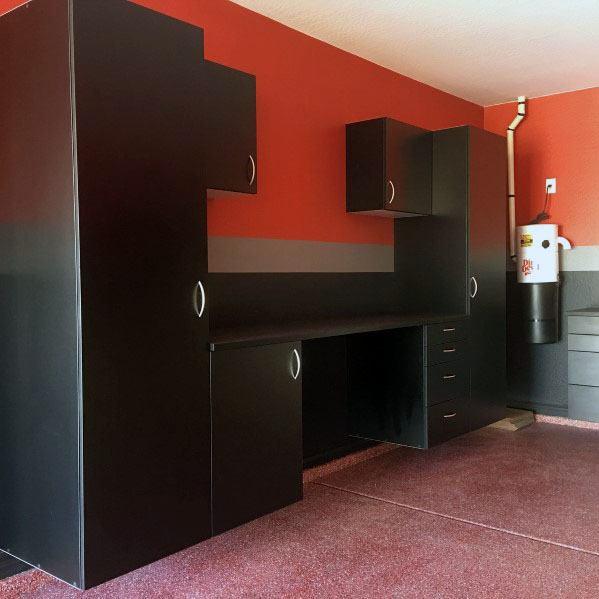 Storage Designs Garage Cabinet
