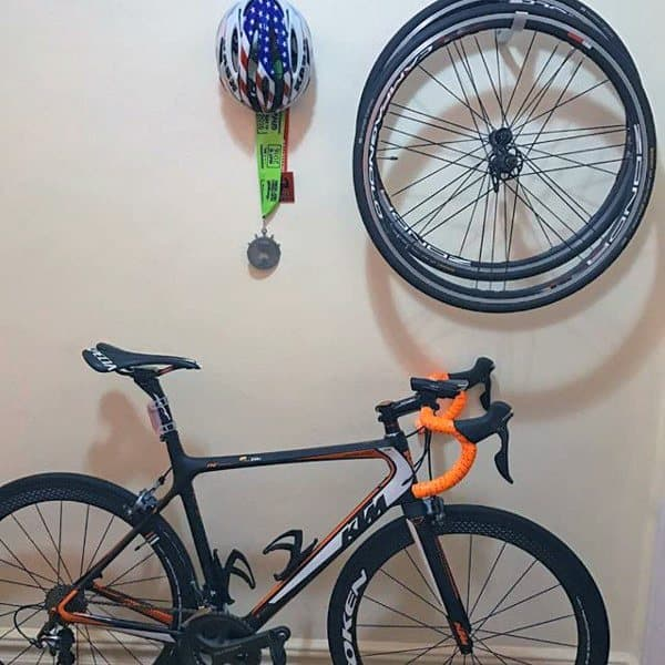 Storage Idea Inspiration For Bikes