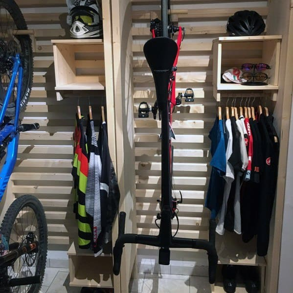 Storage Ideas For Bicycles