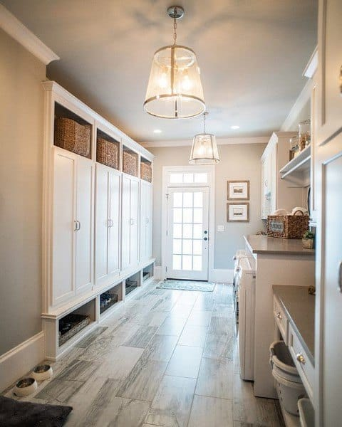 Storage Ideas For Mudroom