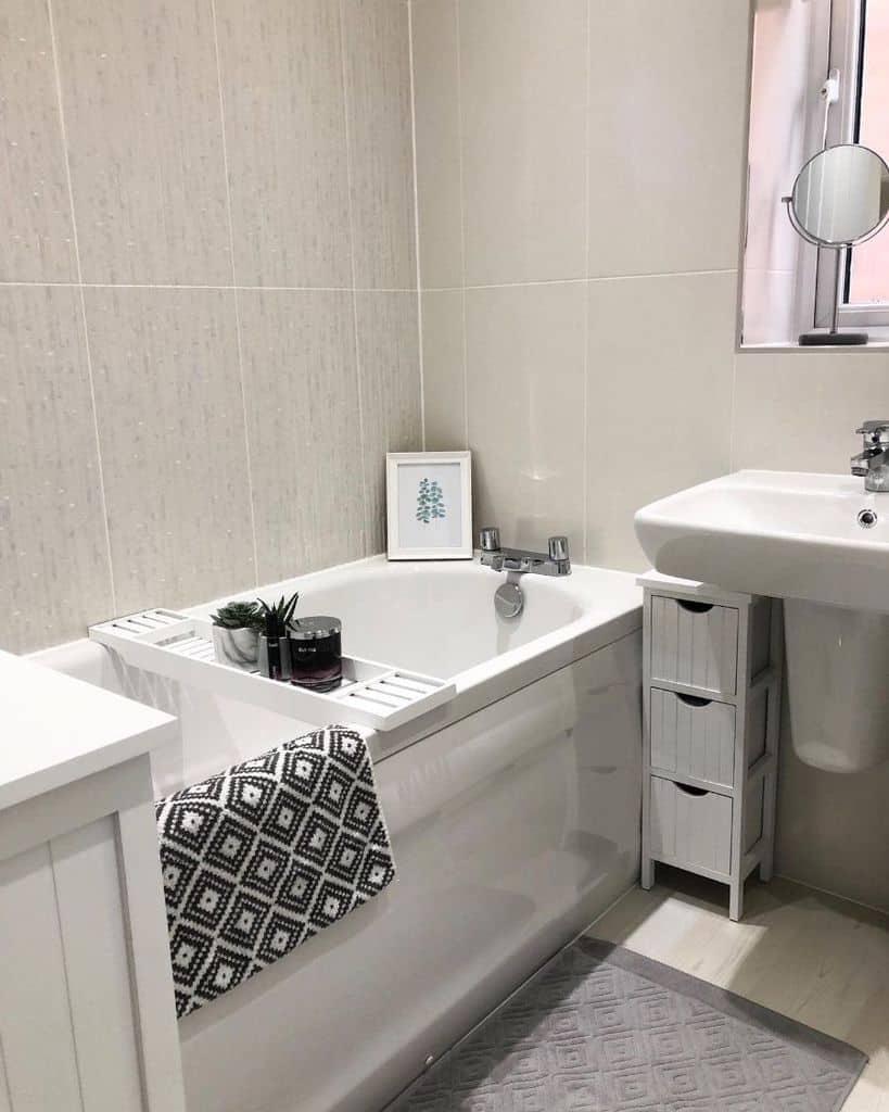 Storage Ideas For Tiny Bathroom Ideas Ourgreengosford
