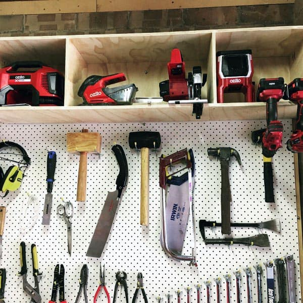 Storage Ideas For Tools