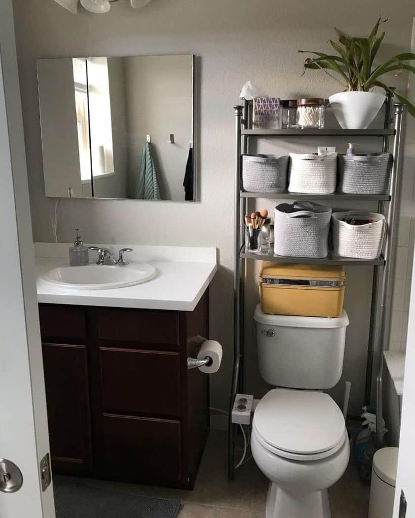 Storage Ideas Fortiny Bathroom Ideas Shannahclaws