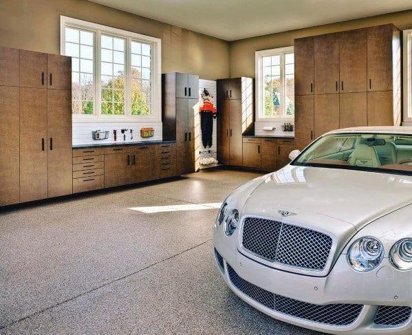 Storage Ideas Garage Wood Cabinets