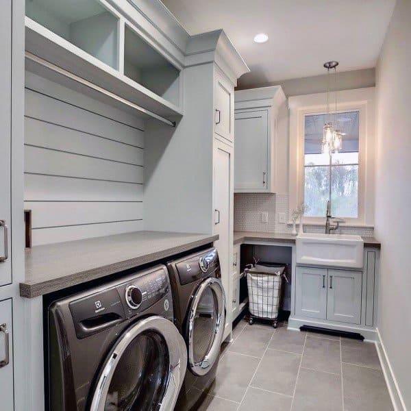 Storage Ideas Laundry Room