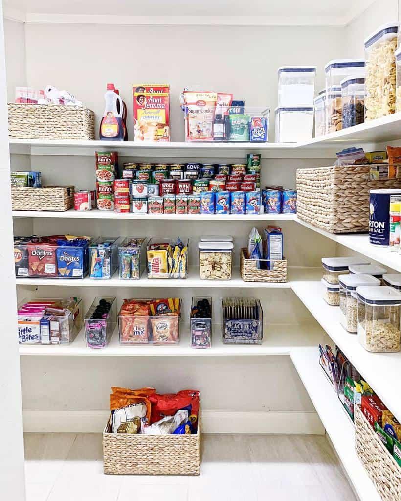 storage pantry organization ideas abeautifulmess101
