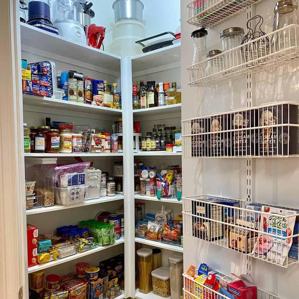 storage pantry organization ideas organizer_britt