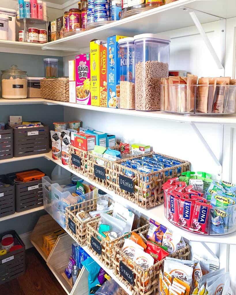 storage pantry organization ideas time4organizing