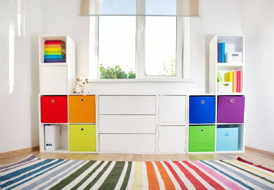 Storage Playroom Ideas 1