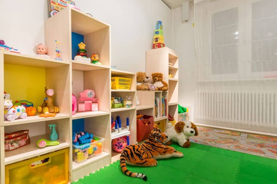 Storage Playroom Ideas 10