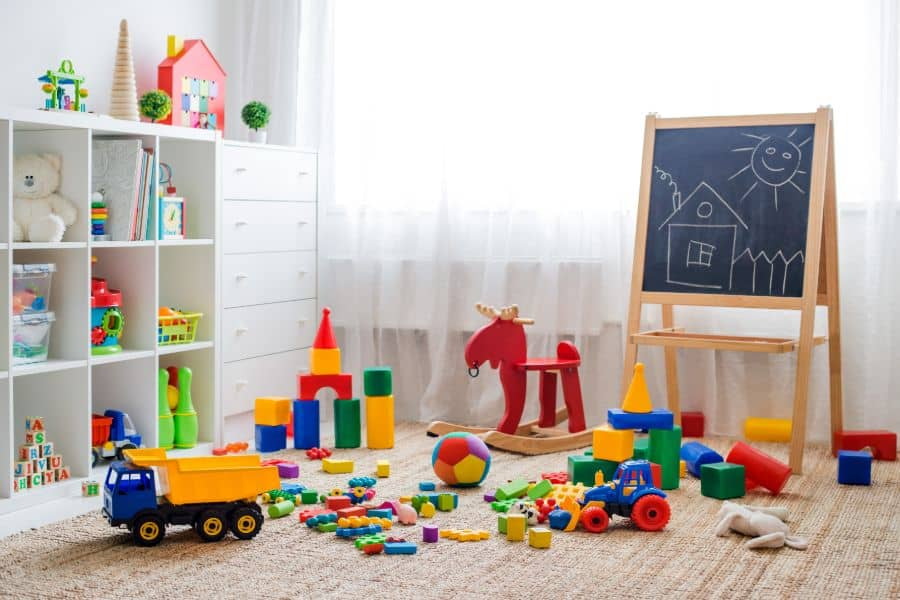 Storage Playroom Ideas 11