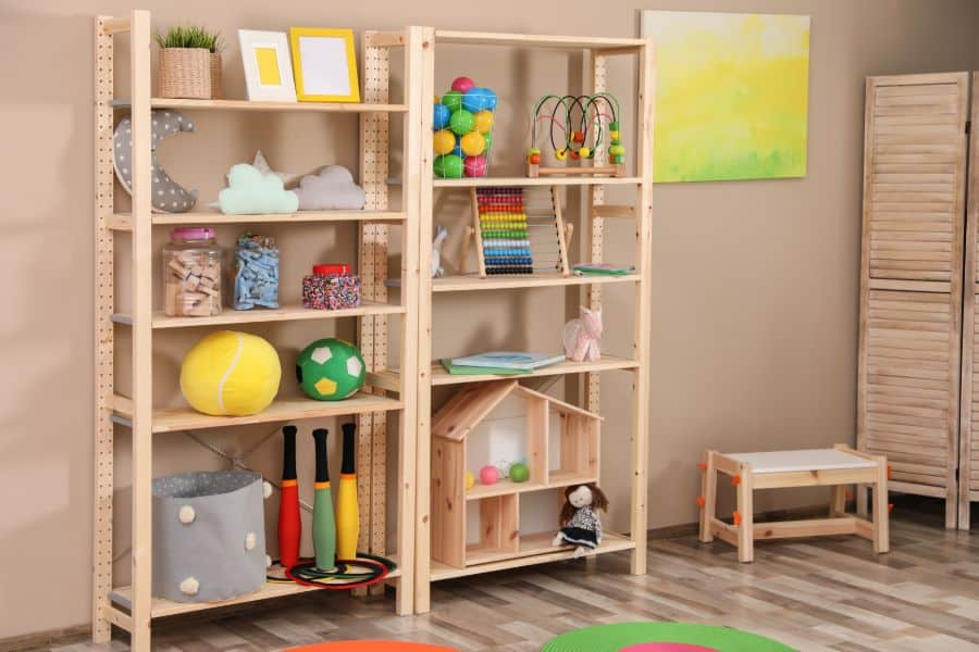 Storage Playroom Ideas 12