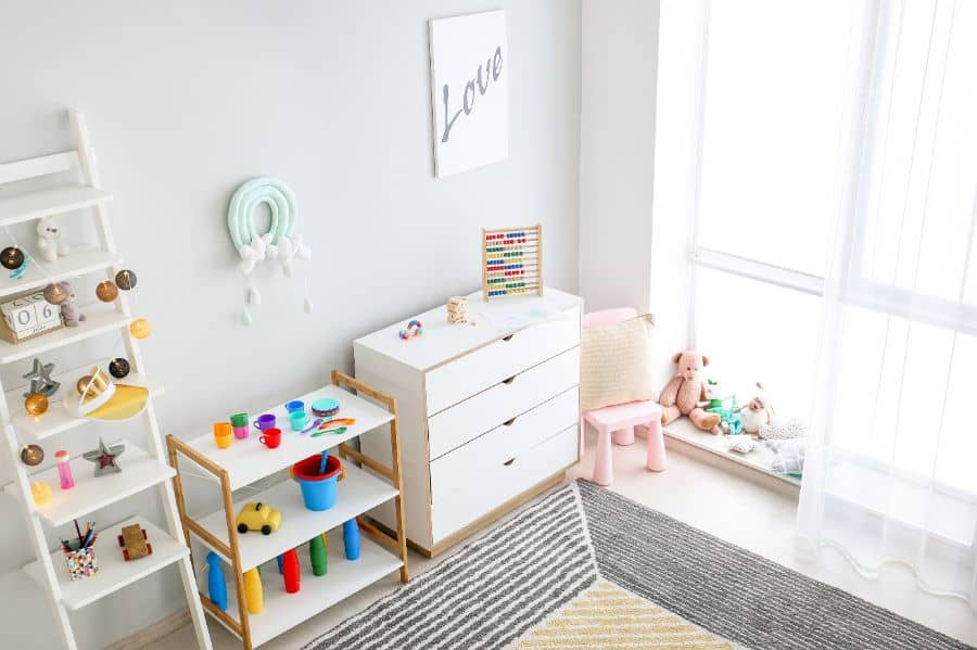 Storage Playroom Ideas 14