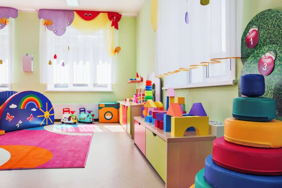 Storage Playroom Ideas 15